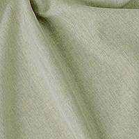 Декоративная однотонная ткань рогожка меланж пшеница