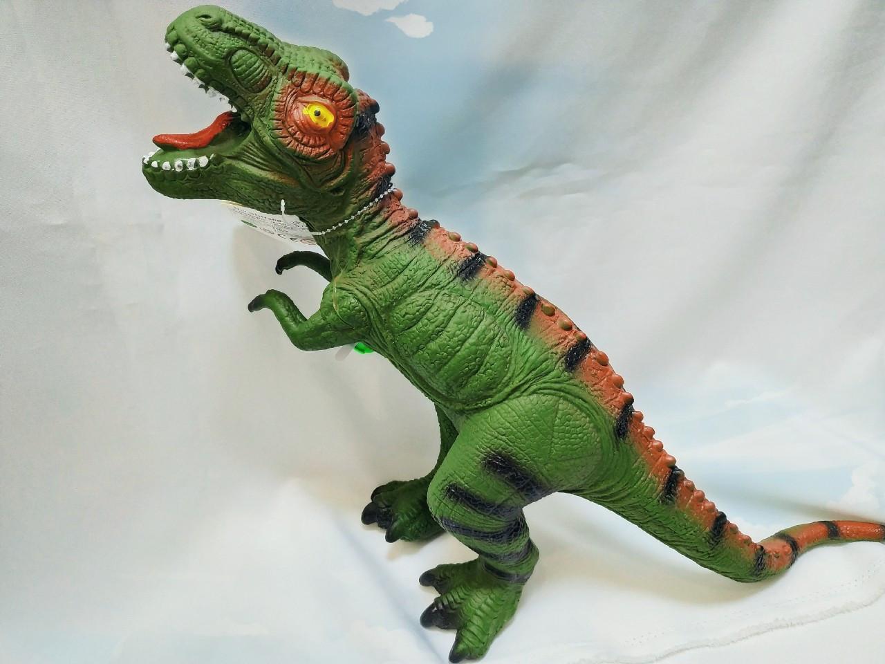 """Интерактивная игрушка """"Аллозавр"""" с имитацией рыка"""