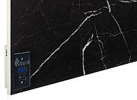 Инфракрасная керамическая панель с терморегулятором Vesta Energy PRO 700 черная. Обогрееет 14 м2, фото 1