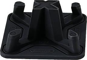 Держатель Remax Автодержатель Remax RM-C25 Desktop holder Black F_51595