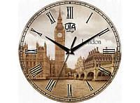 Часы настенные круглые Лондон 110-1083234