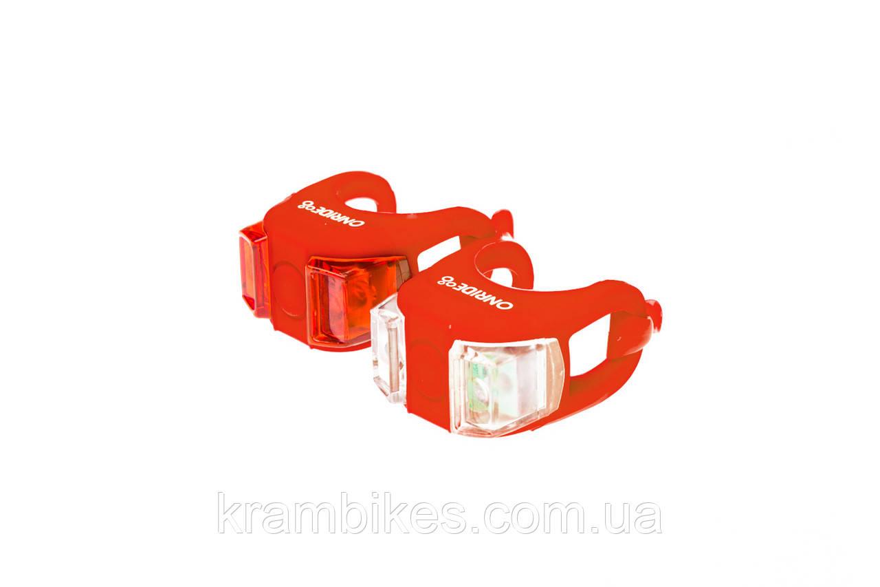 Свет комплект Onride - Dual Красный