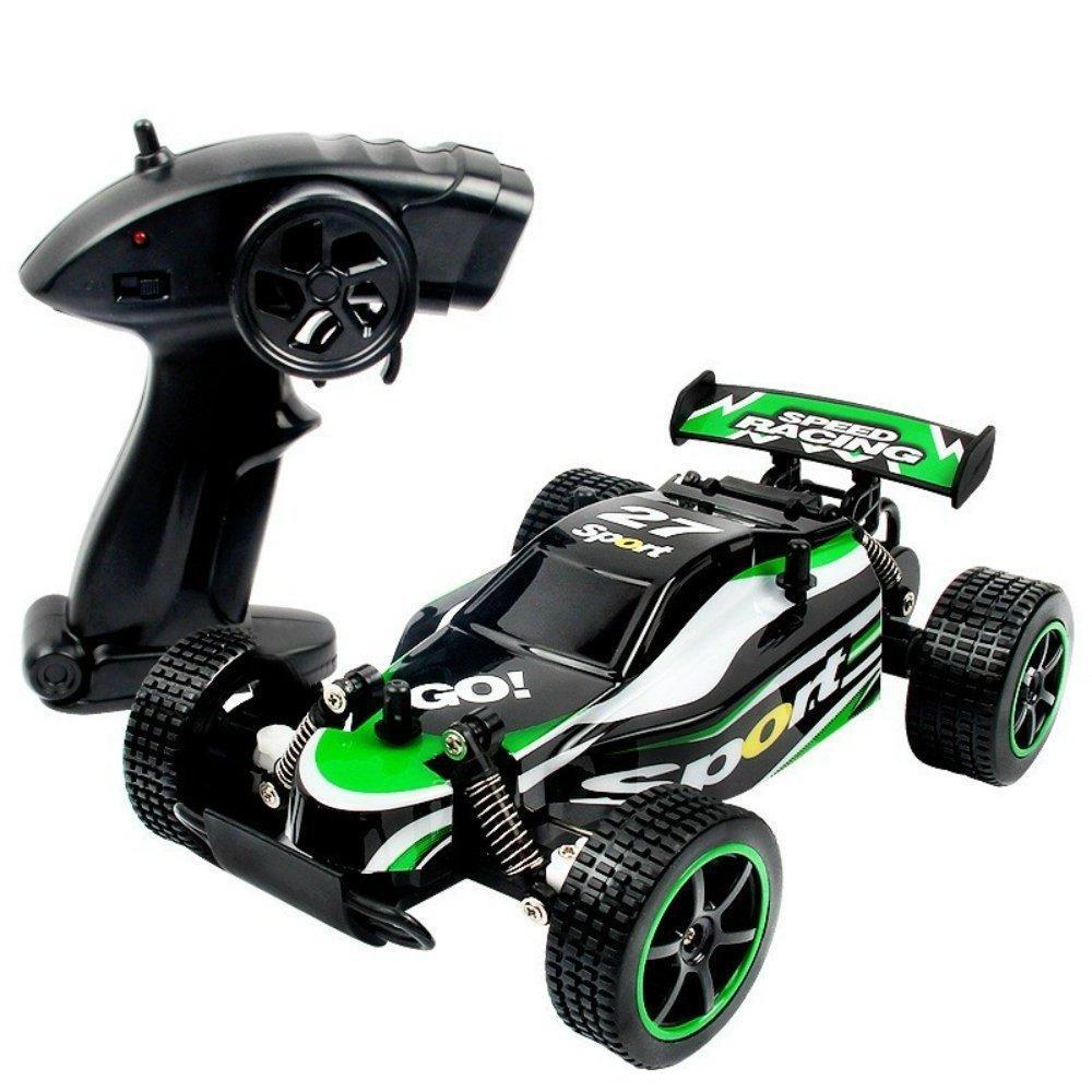 Машина джип на радиоуправлении влагостойкая скоростная ToyPark  2.4 ГГц 2WD