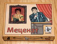 Карточная настольная игра Меценат