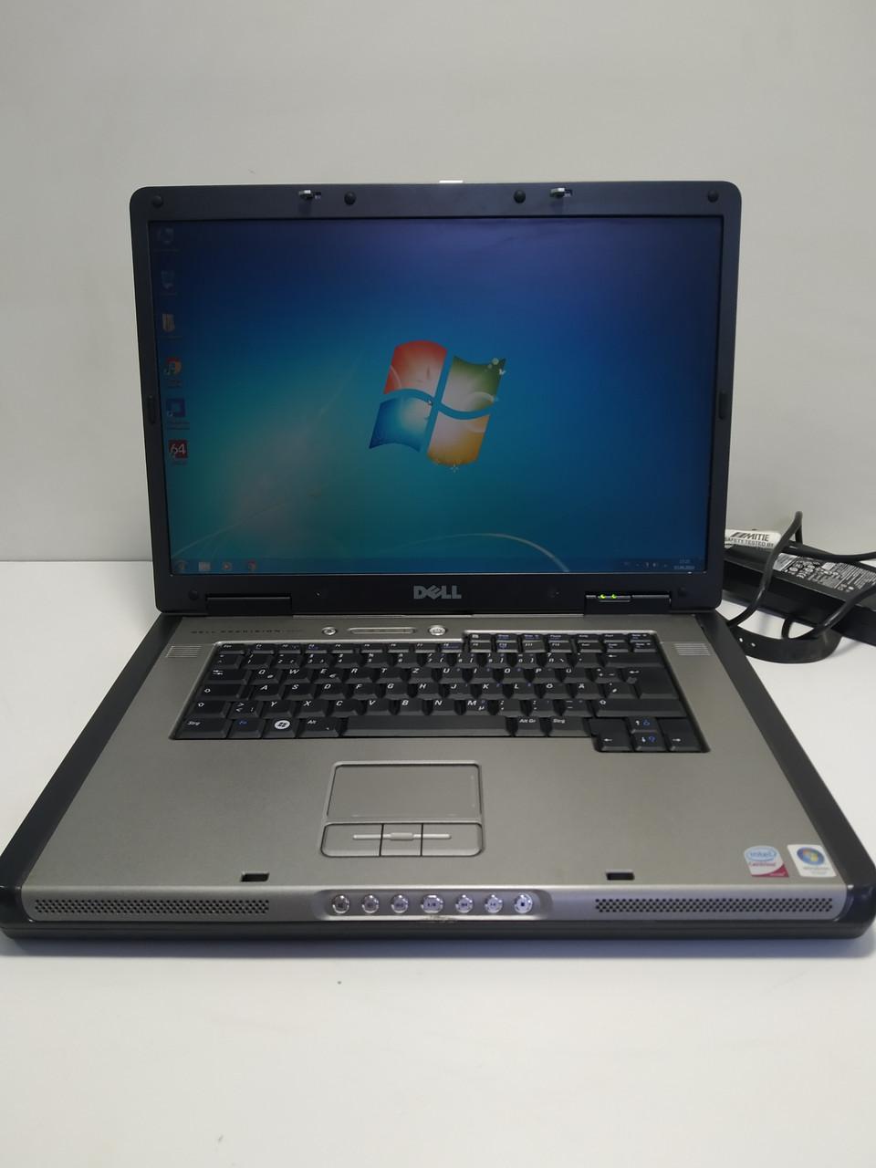 Графическая станция для CAD\  Dell Precision M6300\ Intel T8300 2,4 \ 4 ГБ ОЗУ \ 160 ГБ HDD\ Батарея до 1 часа