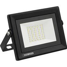 """Прожектор светодиодный """"PARS-30"""" 30W 6400K черный"""