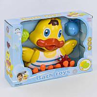 Игрушка для купания 8822 (36) Уточка, в коробке