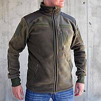 Куртка флисовая Army Fleece L3 олива