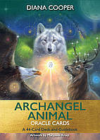 Archangel Animal Oracle Cards, фото 1