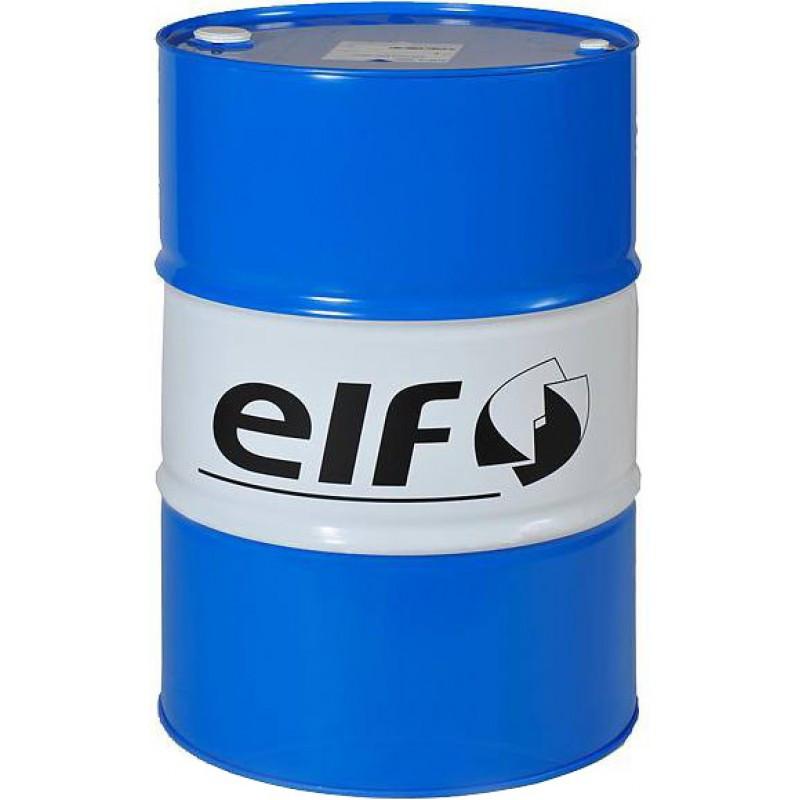 Полусинтетическое моторное масло  Elf Performance Polytrafic 10W-40 208 л