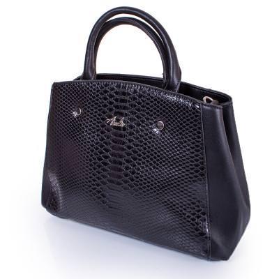 Женская сумка из качественного кожезаменителя  AMELIE GALANTI (АМЕЛИ ГАЛАНТИ) A981136-black