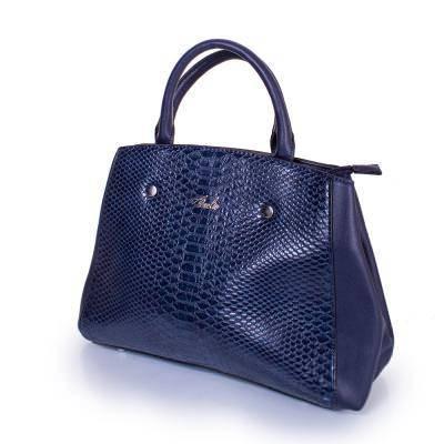 Женская сумка из качественного кожезаменителя  AMELIE GALANTI (АМЕЛИ ГАЛАНТИ) A981136-blue, фото 2