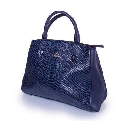 Женская сумка из качественного кожезаменителя  AMELIE GALANTI (АМЕЛИ ГАЛАНТИ) A981136-blue