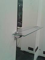 Зеркала с полочками