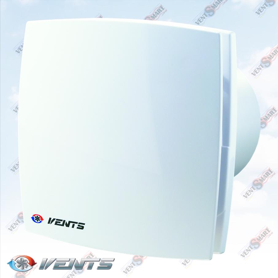 Vents 100 LD (белого цвета) ― внешний вид (фото, изображение) декоративного вентилятора для ванной. Вентилятор обладает привлекаельным и современным дизайном, имеет малое энергопотребление, высокую продуктивность и низкий уровень шума. Модификации Вентс 100 ЛД: с обратным клапаном, с двигателем на подшипниках, со шнурком, с реле времени, с реле влажности.