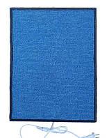Електрокилимок з підігрівом ТРІО 01502 в ковроліні, 50 х 34 см