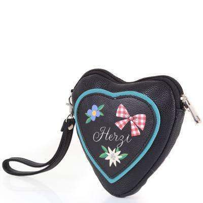 Женский клатч-кошелёк из качественного  кожезаменителя HJP (АШДЖИПИ) UHJP15035-1, фото 2