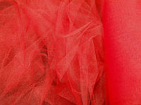 Фатин красный
