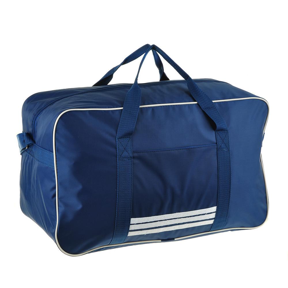 Дорожная сумка BagHouse 420Д 49х30х24 Синий (пр2-9Асинбк)