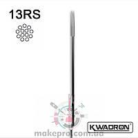 Голка Тату KWADRON Round Shader 13 RS (0.35)