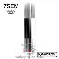 Тату игла KWADRON Soft Edge Magnum 7 SEM (0.25)