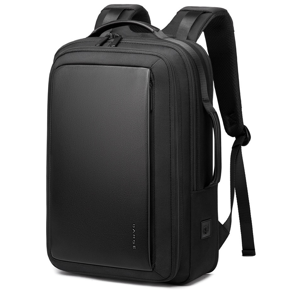Деловой бизнес рюкзак Bange BG-S56, с USB портом, с тремя отделениями и расширителем, до 32л