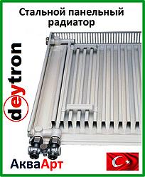 Стальной радиатор Deytron класс 33  500H х 400L н. п.