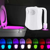 Подсветка для туалета с датчиком Light Bowl