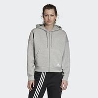 Женская толстовка Adidas Performance Must Haves 3-Stripes EB3823