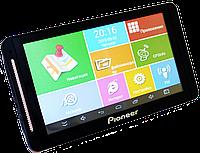 Планшет Навигатор7'' Pioneer G716 - GPS+ 4Ядра+ 8Gb+ Android