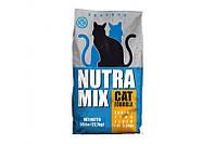 Nutra Mix Cat Seafood 9,07 кг - корм для кошек с морепродуктами