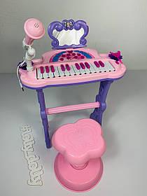 Синтезатор-пианино J72-01 со стульчиком