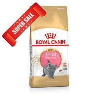 Сухой корм для котов Royal Canin British Shorthair Kitten 0,4 кг