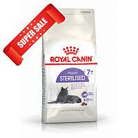 Сухой корм для котов Royal Canin Sterilised 7+ 1,5 кг