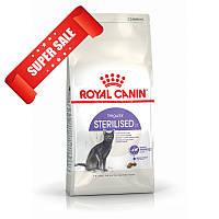Сухой корм для котов Royal Canin Sterilised 37 0,4 кг