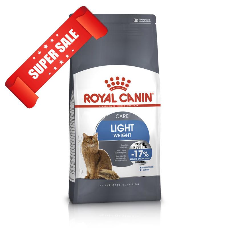 Сухой корм для котов Royal Canin Light Weight Care 2 кг