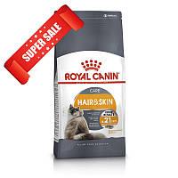 Сухой корм для котов Royal Canin Hair & Skin Care 2 кг