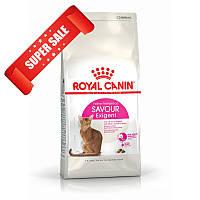 Сухой корм для котов Royal Canin Savour Exigent 4 кг