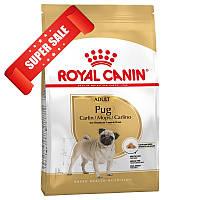 Сухой корм для собак Royal Canin Pug Adult 1,5 кг