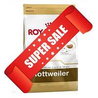 Сухой корм для собак Royal Canin Rottweiler Adult 3 кг