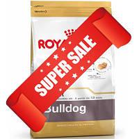 Сухой корм для собак Royal Canin Bulldog Adult 3 кг