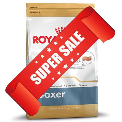 Сухой корм для собак Royal Canin Boxer Adult 3 кг