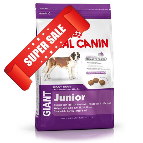 Сухой корм для собак Royal Canin Giant Junior 15 кг