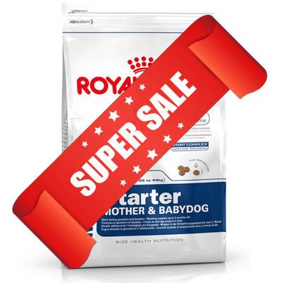 Сухой корм для собак Royal Canin Maxi Starter 4 кг