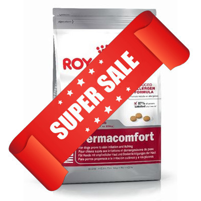 Сухой корм для собак Royal Canin Medium Dermacomfort 10 кг