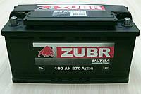 Аккумулятор 6СТ-100 ZUBR ULTRA (L+)