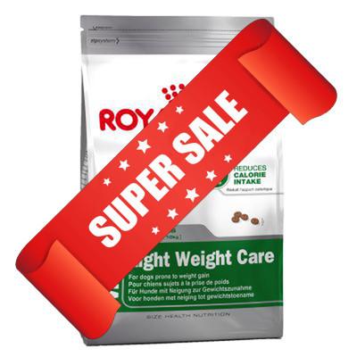Сухой корм для собак Royal Canin Mini Light Weight Care 0,8 кг