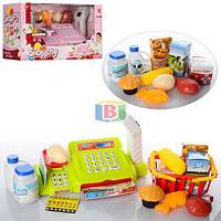 Детский магазин. Звуковые и световые эффекты. Калькулятор, сканер. 888A-888A