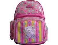 Рюкзак ортопедичний  Z110, рожевий, S, 38,5*28,5*15,5см, Dr.Kong