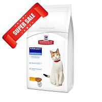 Сухой корм для котов Hill's Science Plan Feline Mature Adult 7+ Active Longevity Chicken 0,3 кг